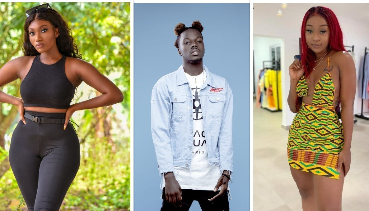 Wendy Shay And Efia Odo Dirty Themselves Because Of Edo YAT